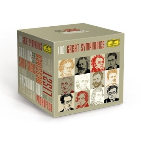 100 GREAT SYMPHONIES (Limited) (56CD)