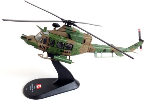 Bell Helicopter - BELL CH-146 Griffon diecast 1:72 helicopter model (Amercom HY-41)