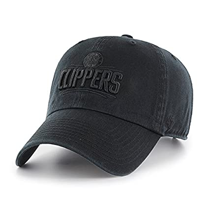 714bf336bd4 Amazon.com    47 Los Angeles Clippers Hat NBA Authentic Brand Clean ...