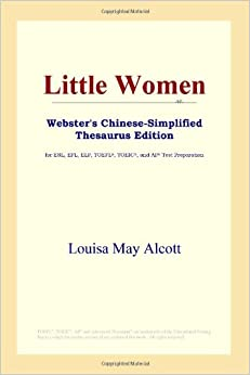 Book Little Women (Webster's Chinese-Simplified Thesaurus Edition)
