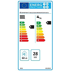 Ariston - Caldaia a condensazione da incasso Ariston Egis Premium Evo IN - 30 kW, Alimentazione a metano, A magazzino 41g3vH9m9pL. SS300
