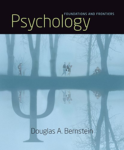 Psychology (W/Mindtap Printed Access Card) (P)