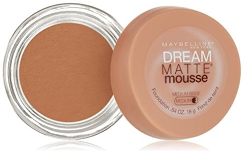 Maybelline Dream Matte Mousse Foundation - Medium Beige ()
