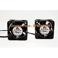 HP ProCurve 2626 2650 2724 Replacement Fan Kit 2x new fans vs EFB0412MD