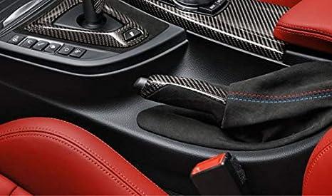 M4 F82 F83 BMW Poign/ée de Frein /à Main M Performance Carbon avec alcantarabalg pour M3 F80