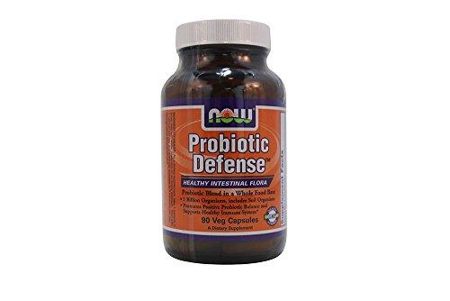 Now Foods Probiotic Defense Vcaps