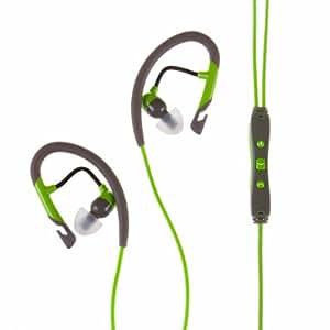 Klipsch Image A5i Sport In-Ear Headphones, Green