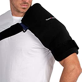Multi-Purpose Ice Pack for Shoulder and Other Injuries – Extra Long Lasting Cold Formula for Maximum Pain Relief