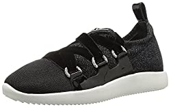 Giuseppe Zanotti Women S Rw70092 Fashion Sneaker Nero 9 5 M Us