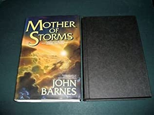 book cover of Mother of Storms