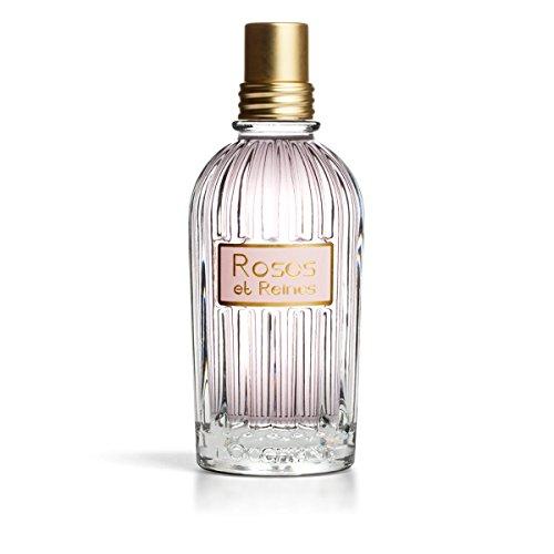 L'Occitane Fresh & Delicate Roses et Reines Eau de Toilette, 2.5 fl. oz.