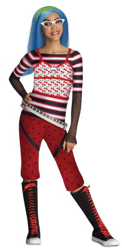 Rubies Ghoulia Yelps Monster High Girls Child Halloween Costume | Large -