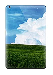 6502579I49790045 New Snap-on Skin Case Cover Compatible With Ipad Mini- Sky Field Planet