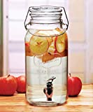 Best Circleware Glass Jars - Circleware St. Louis Glass Beverage Drink Dispenser Review