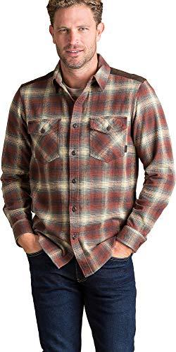 Alden Plaid Cotton Flannel Shirt Jacket ()