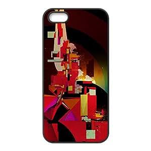 Creative Pattern Custom Protective Hard Phone Cae For Iphone 5s