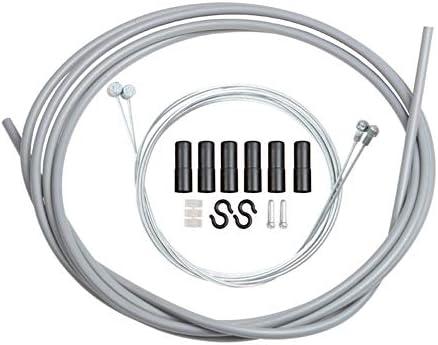 ACHICOO MTB - Juego de Cables de Freno para Bicicleta, Color Gris ...