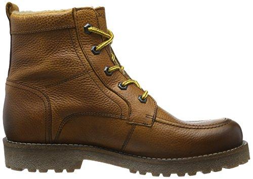 Marc OPolo Herren 60920036301128 Bootie Chukka Boots Braun (camel 705)