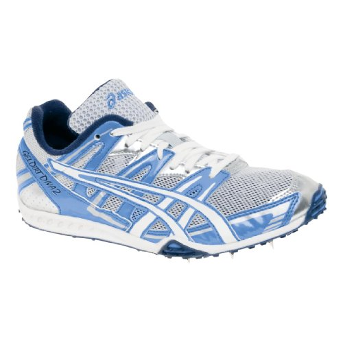clearance best prices discount big sale Womens ASICS GEL-Dirt Diva 2 Cross Country Shoe Silver/Grapemist cheap real eastbay countdown package ujHRjl