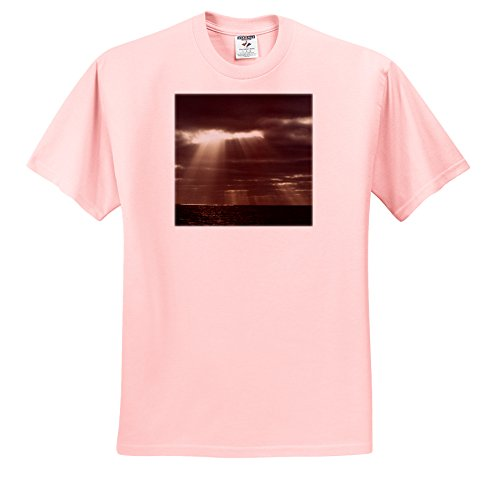 danita-delimont-oceans-south-australia-view-of-sea-with-sunbeam-t-shirts-adult-light-pink-t-shirt-la