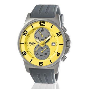 3777-20 Boccia Titanium Watch