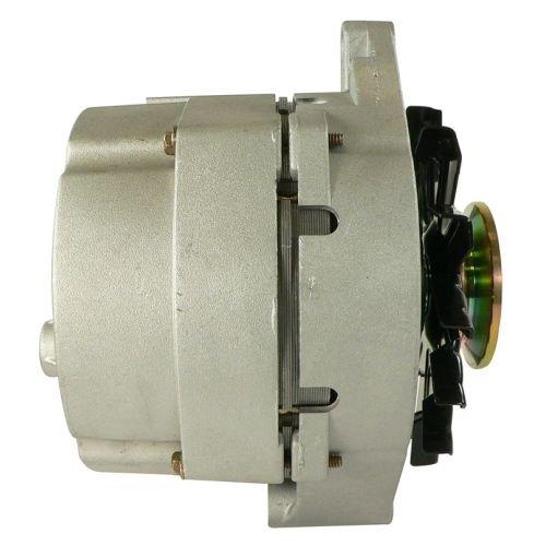 DB Electrical ADR0195 New Alternator For Case John Deere Others 3-Wire Tach Plug, Ford Tractor, Ihc Agco White, Duetz, International, White, Massey Ferguson 321-667 71339975 71340355 79009642 1340355-8