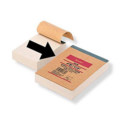 Muji Recycled Paper Memo Pad