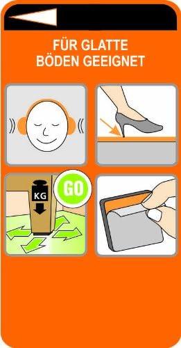 autoadhesive feltro proteggi-pavimento marrone 16 pz puntale per gamba sedia mobile scivolo per sedia feltrino scivolo idoneo per fondi lisci du iterni 22 x 22 mm