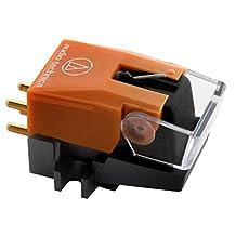 Audio Technca At120eb Cartridge/0.3x0.7 Mil Biradi