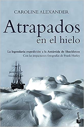 Atrapados en el hielo: 4 (Diversos): Amazon.es: Caroline ...