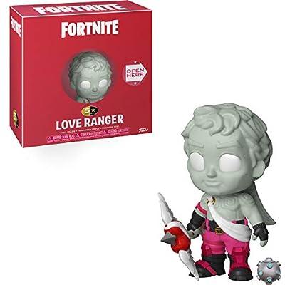 Funko 5 Star: Fortnite - Love Ranger: Toys & Games