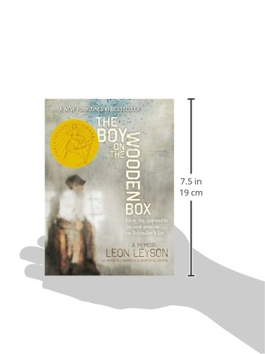 The-Boy-on-the-Wooden-Box-How-the-Impossible-Became-Possible----on-Schindlers-List