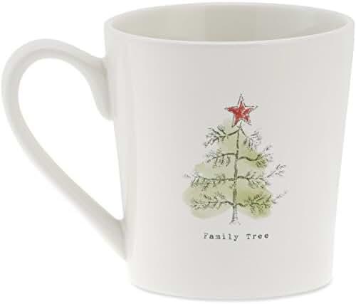 Life is good Adult Everyday Family Tree Mug
