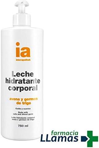 INTERAPOTHEK LECHE CORPORAL HIDRATANTE CON AVENA Y GERMEN DE TRIGO ...