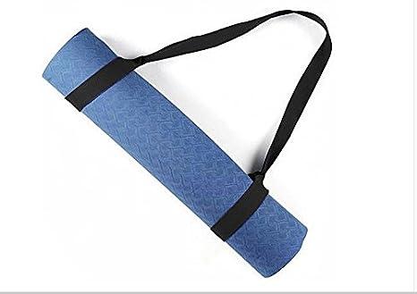 Alfombra de Yoga, Alfombrilla de Yoga Antideslizante, 71cm ...