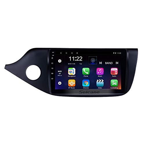 9 inch Android 8.1 HD Touch Screen for Kia Ceed 2012 2013 2014 LHD with 3G WiFi 1080P Support Rearview Camera TV