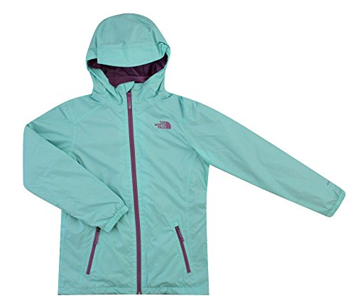 THE NORTH FACE youth girls MOLLY TRICLIMATE JACKET (S 7/8, Breeze Blue) by The North Face