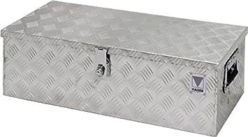 Mader Hardware 65286 Caja para Herramienta Aluminio: Amazon ...
