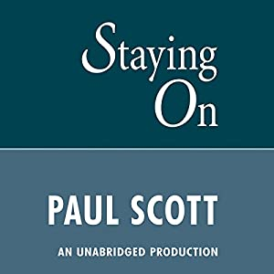Staying On Audiobook