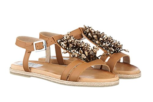Sandali donna in pelle per l'estate scarpe RIPA shoes made in Italy - 05-6407