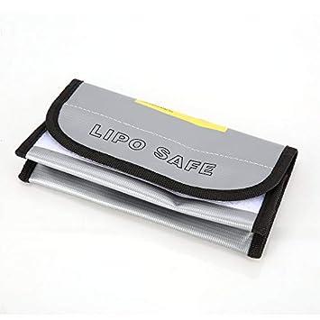 Bolsa de batería LiPo ignífuga Caja de Carga de la Caja de Carga de la Caja