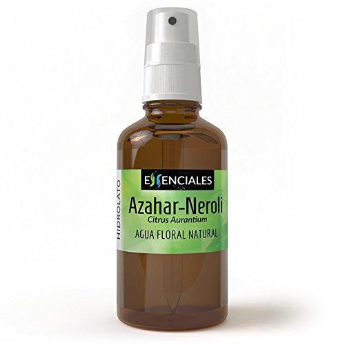 Azahar Neroli - Agua floral - 100% Pura y Natural - 10 ml Essenciales