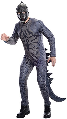 [Rubie's Costume Men's Godzilla Costume, Multi-Colored, Standard] (Godzilla Halloween Costumes)
