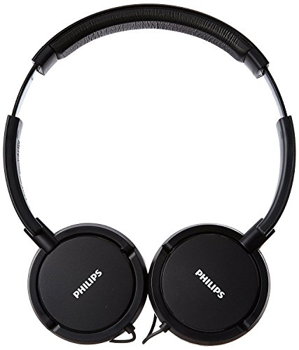Philips Headphones SHL5000/0 On-ear Black