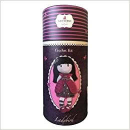 Gorjuss. Ladybird. Kit de Crochet: Amazon.es: Santoro London ...