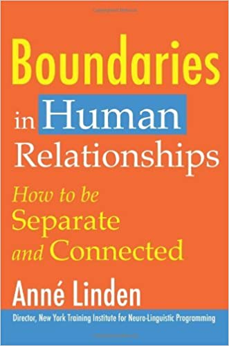 Reframing boundaries in dating relationships