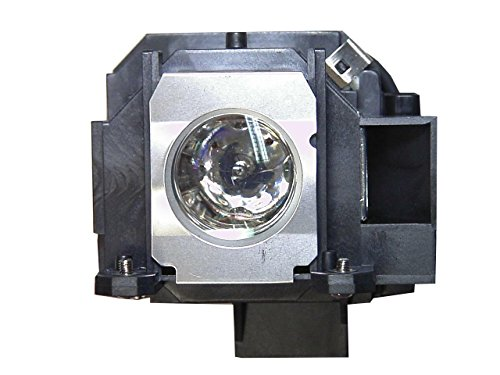 (V7 ELPLP40,  V13H010L40 Original Bulb Inside Replacement Lamp with Housing for EPSON Projectors EPSON EMP1810,EMP1815,EMP-1825, EB-1810, EB-1825, PowerLite 1810p, PowerLite 1815p, PowerLite 1825)