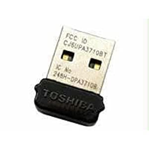 toshiba usb bluetooth adapter electronics. Black Bedroom Furniture Sets. Home Design Ideas