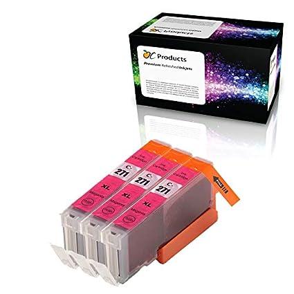 OCP Compatible Canon cli-271 XL Cartuchos de tinta de repuesto ...