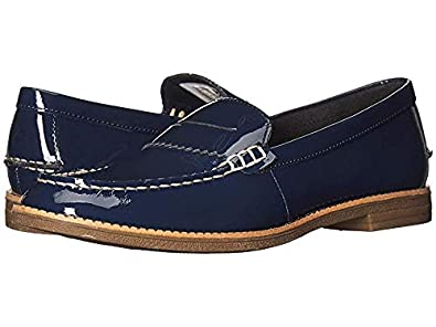 c61ae29bd28 Sperry Women s Waypoint Penny Navy Patent 5 ...